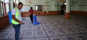 Bitlis'teki camiler gül suyu kokuyor