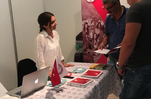 Bülent Ecevit Üniversitesi'ne İzmir Üniversite tercih fuarı'nda yoğun ilgi