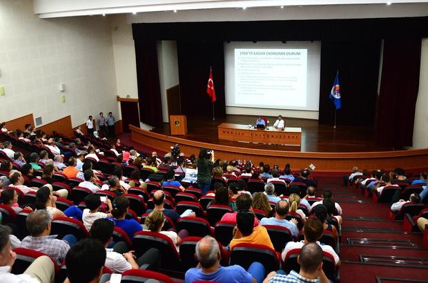 MEÜ'de 15 Temmuz darbe girişiminin ülke ekonomisine etkileri anlatıldı