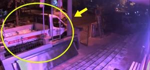 Milas'ta deprem anı güvenlik kameralarında
