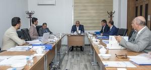 Vali Zorluoğlu'ndan VASKİ'ye ziyaret