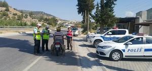 Mut'ta Trafik Güvenliği Uygulaması