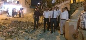 Başkan Epcim'den Özbek'e ziyaret