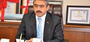 Haluk Alıcık, basın mensuplarının basın bayramı kutladı