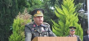 Kilis İl Jandarma Komutanı Şahin Ağrı'ya tayin oldu