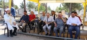 Şehit Gazeteci Kemal Bağcı mezarı başında anıldı