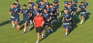 Ergene Velimeşespor yeni sezona hazırlanıyor