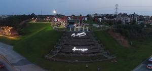 Manavgat Yemişli Mesire alanı açıldı