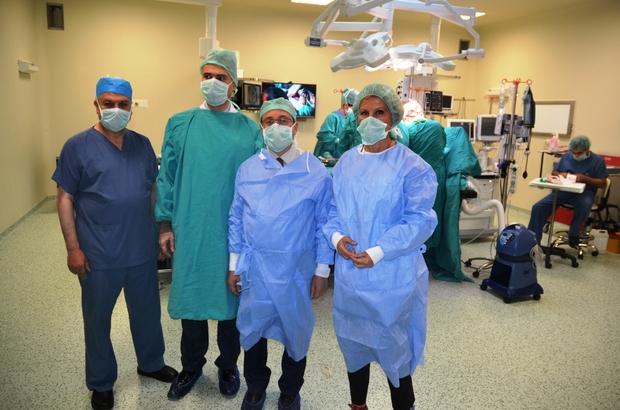 TÖTM Karaciğer Nakli Hastanesi bilimsel çalışmalarıyla tıp dünyasında ses getiriyor