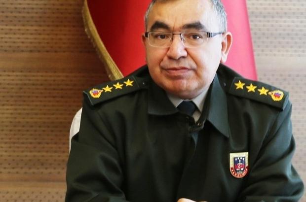 Denizli İ Jandarma Komutanlığı'nda değişiklik