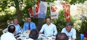 MHP'de istişare toplantısı