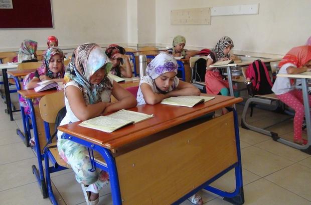 AGD'nin yaz kurslarına büyük ilgi