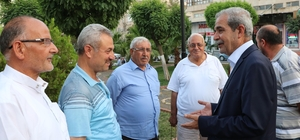 Demirkol Yenişehir mahalle sakinleriyle bir araya geldi