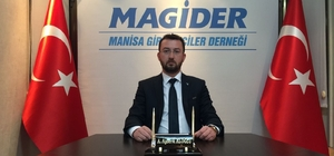 MAGİDER Başkanı Aloğlu, ekonomiyi değerlendirdi