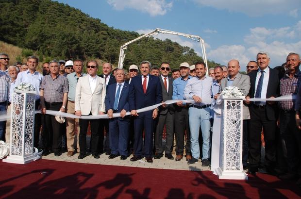 Gediz'e Termal Tatil Köyü