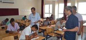 Kozan'da ilk defa SRC belgesi yeterlilik sınavı yapıldı