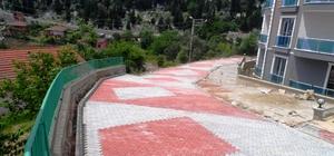 İzmit Belediyesi'nin çalışmaları devam ediyor