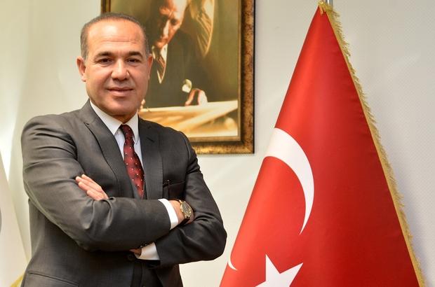 """Sözlü: """"Adana'ya hizmet hepimizin görevi"""""""