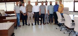 MŞÜ basın birimine Ahmet Çiçek getirildi