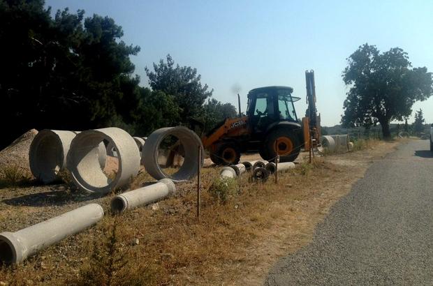 Kırkağaç'ta 7 milyon TL'lik yatırım