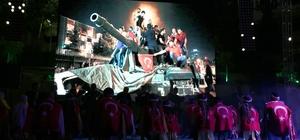 Büyükşehir Aşk-ı Vatan programıyla 15 Temmuz'u anlattı