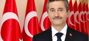 Belediye Başkanı Mehmet Tahmazoğlu'ndan Basın Bayramı kutlaması