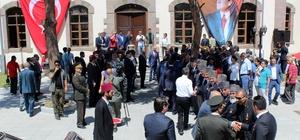 Tarihi Erzurum Kongresi 98 yıl sonra yeniden canlandırıldı