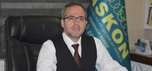 """ASKON Diyarbakır Şube Başkanı Aydın Altaç: """"İbadet özgürlüğüne saldırılar kabul edilemez"""""""