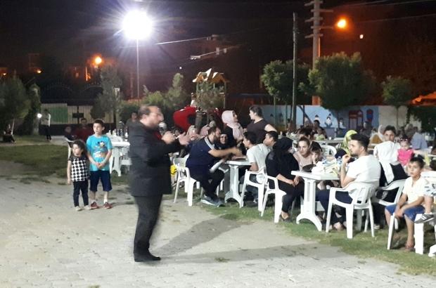 Bismil Belediyesinden halk konseri