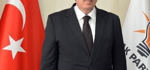 """AK Parti Erzurum İl Başkanı Öz: """"Müslüman, Müslümanın kardeşidir, Mescid-i Aksa, bizim için çok mukaddes bir mekandır"""""""