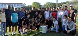 Yozgatspor'a taraftardan moral ziyareti