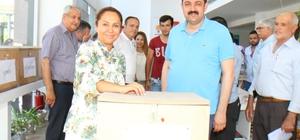 AK Parti Antalya teşkilatında delege seçimleri tamamlandı