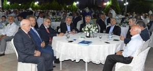 Kayseri Şeker Meclis Başkanını tarihi mekanda ağırladı