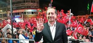 """Halis Bayramoğlu: """"Kudüs, ümmetin ortak davasıdır"""""""