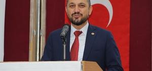 Milletvekili Açıkgöz Basın Bayramını kutladı