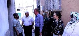 """Kilis'te """"Yürekler Birleşiyor"""" Projesi devam ediyor"""