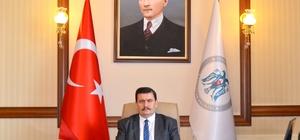 Vali Arslantaş'ın Basın Bayramı Mesajı