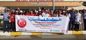 İpekyolu Belediyesi 80 genci geziye gönderiyor
