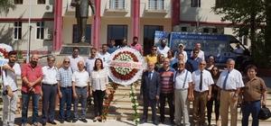 Aydın'da Basın Bayramı kutlandı