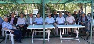 Başkan Yardımcısı Avcıoğlu yağmur duası ve köy şenliklerine katıldı