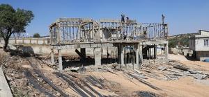 Acaroba ve Serintepe sosyal tesislerine kavuşuyor