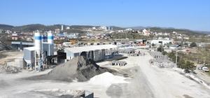 Şantiyede çöp yakma tesisi kurulacak