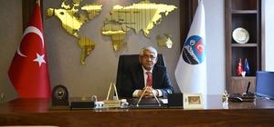 """Başkan Karaçanta: """"24 Temmuz Gazeteciler ve Basın Bayramını en içten dileklerimle kutluyorum"""""""