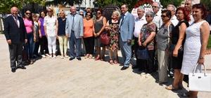 Tekirdağ'da Lozan Barış Antlaşması'nın 94. yıl dönümü etkinlikleri