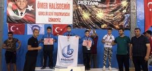 """""""Bağcılarlı sporcular Wushu Kung Fu şampiyonasında birinci oldu"""""""