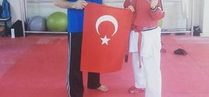 Nur İlayda Polat, Sakarya'dan birincilik madalyası ile döndü