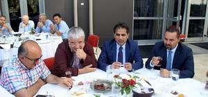 """Kayseri Gazeteciler Cemiyeti Başkanı Metin Kösedağ: """"Basının desteklenmesi lazım"""""""
