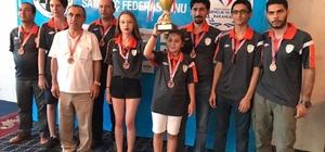 Malatya Yeşilyurt Belediyespor satrançta 1. lige yükseldi