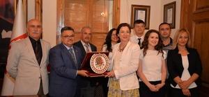 Kültür ve Turizm Bakanlığı Genel Müdürlüğü uzman ekiplerinden ziyaret