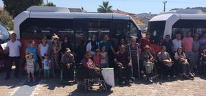 Manisa Büyükşehir'den engellilere ulaşım desteği